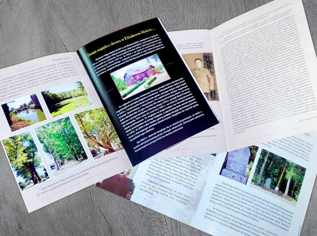 broszury, publikacje